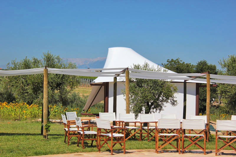 sprech pacifico luxury glamping tents