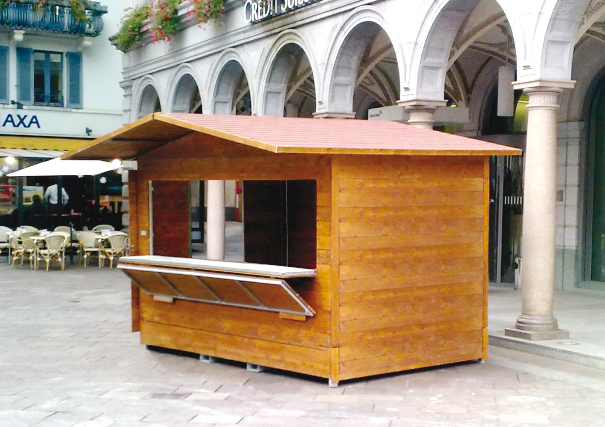 stand e gazebo per eventi sagre festival all'aperto