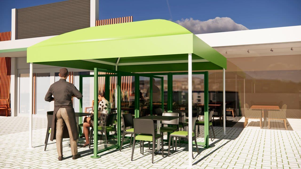 prodotti e soluzioni per la fase 2 dell'emergenza covid19 pizzerie ristoranti uffici