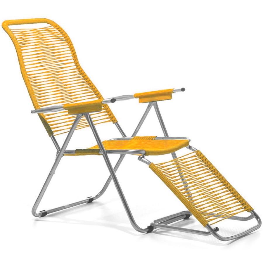 arredo outdoor sedia a sdraio